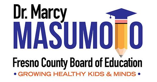 Dr. Marcy Masumoto - Fresno County Board of Education