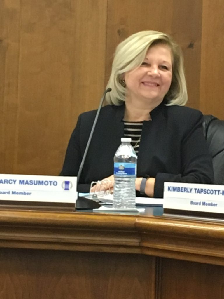 Marcy Masumoto - Member, Fresno County Board of Education